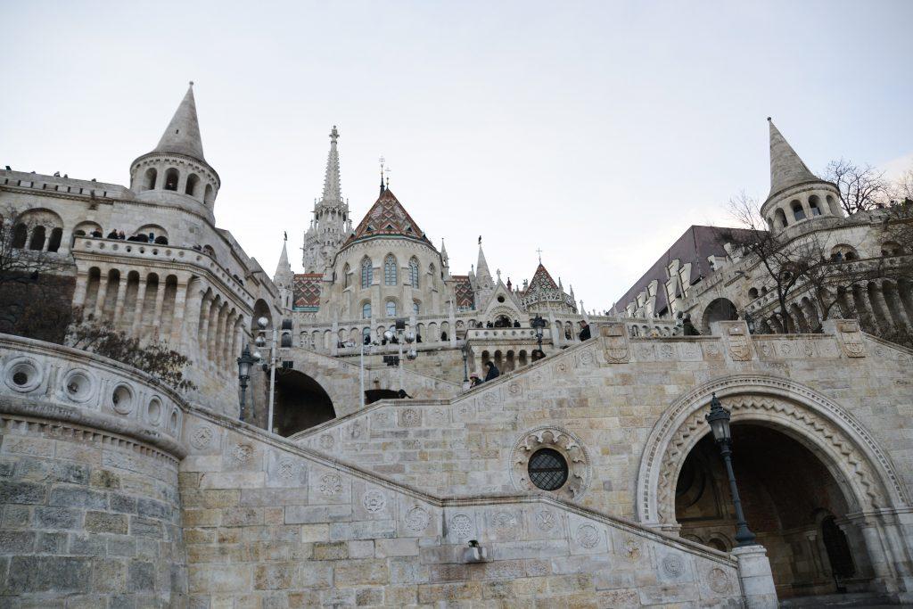 Bastion des pêcheurs Budapest