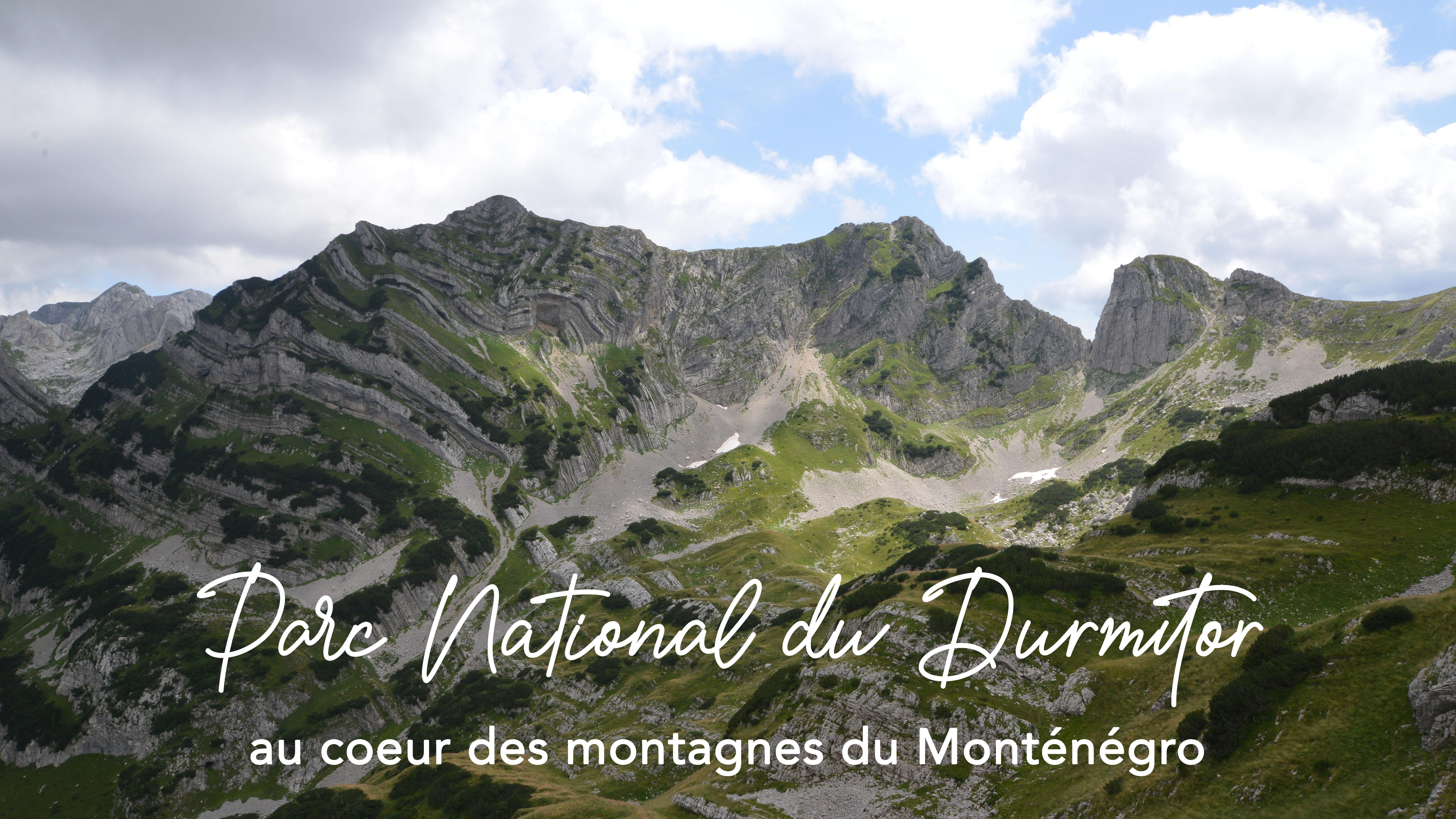 Visiter le Parc National du Durmitor
