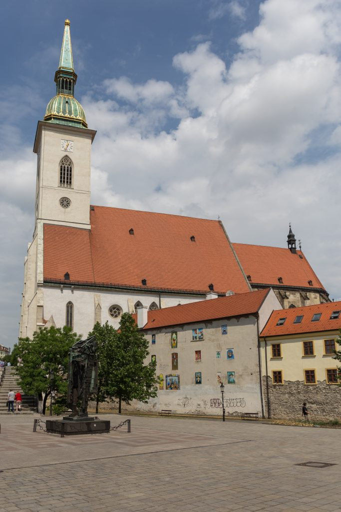 Bratislava Cathédrale Saint-Martin