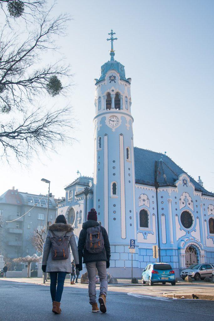 Brastilava Eglise Sainte Elisabeth