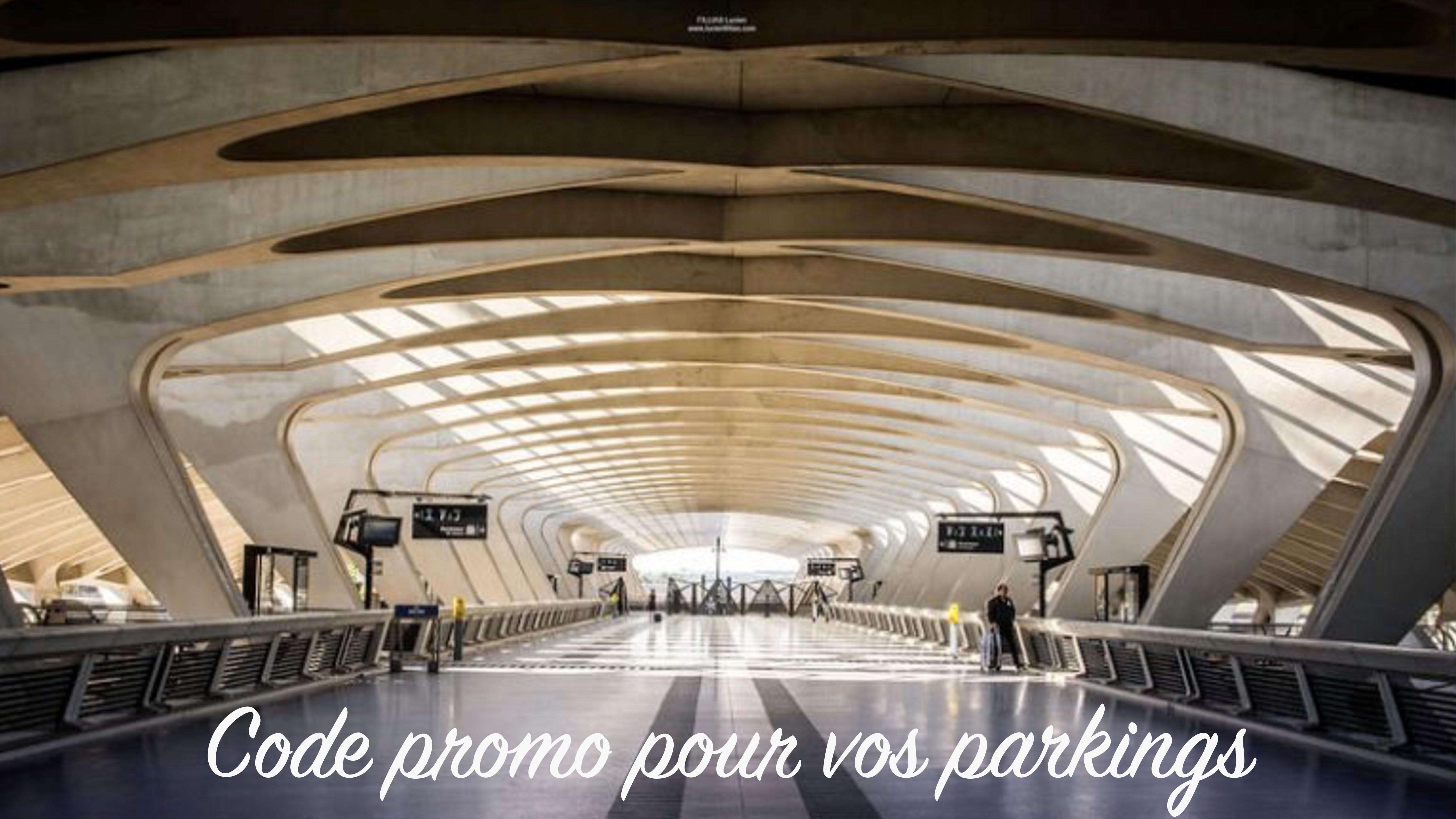 Code promo One Park