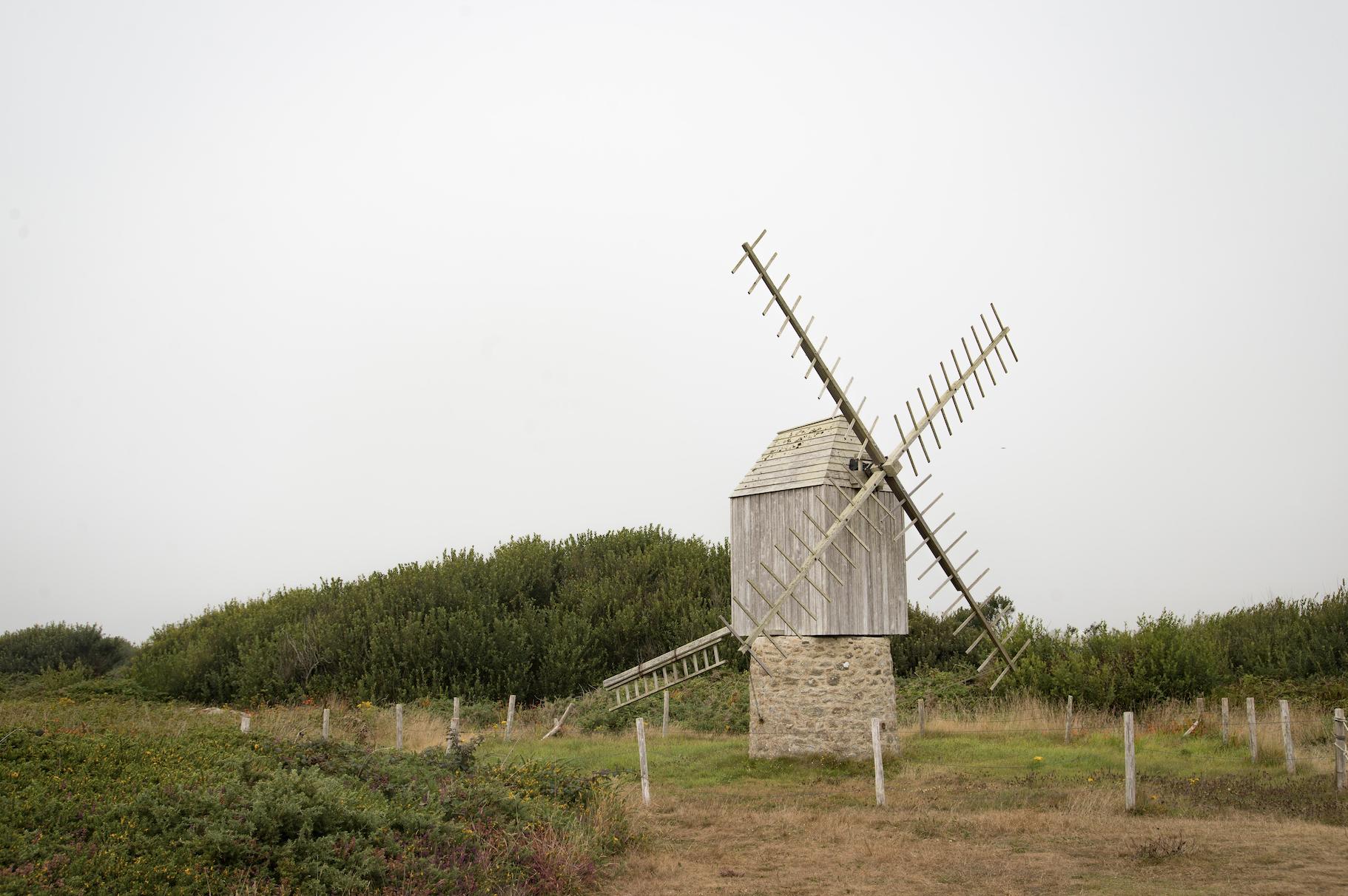 Ouessant moulin