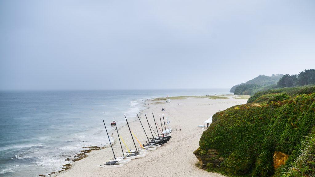 île de Groix plage