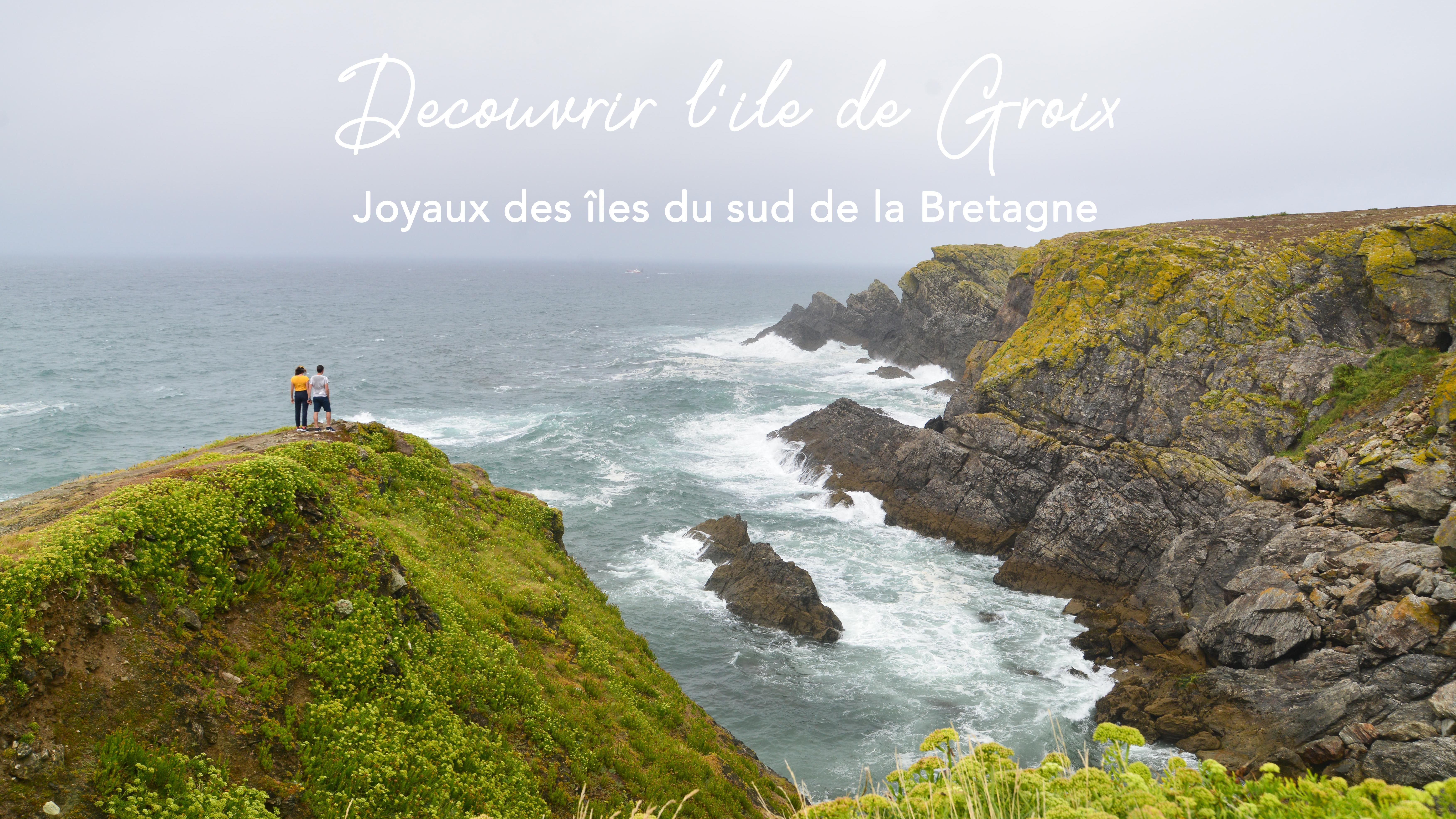 Une journée sur l'île de Groix
