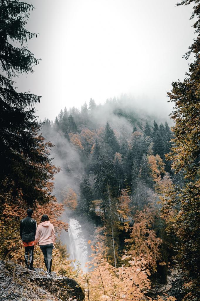 Cascade d'Arvent