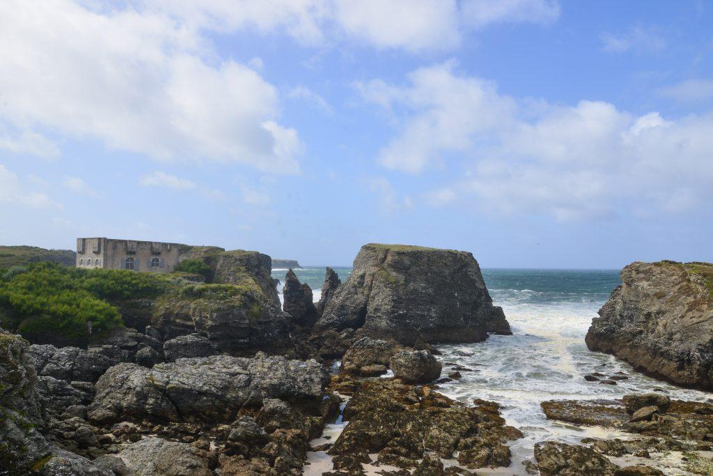 Pointe des Poulains Belle île