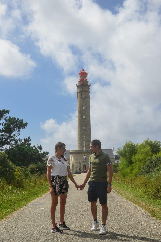 Belle île Grand Phare