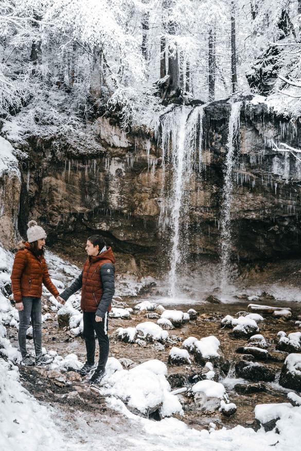 cascade de la Fauche