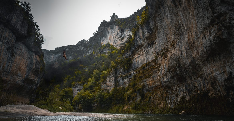 Week end dans les gorges du Tarn