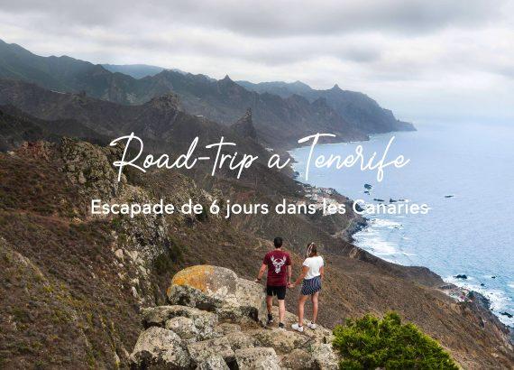 Road trip à Tenerife
