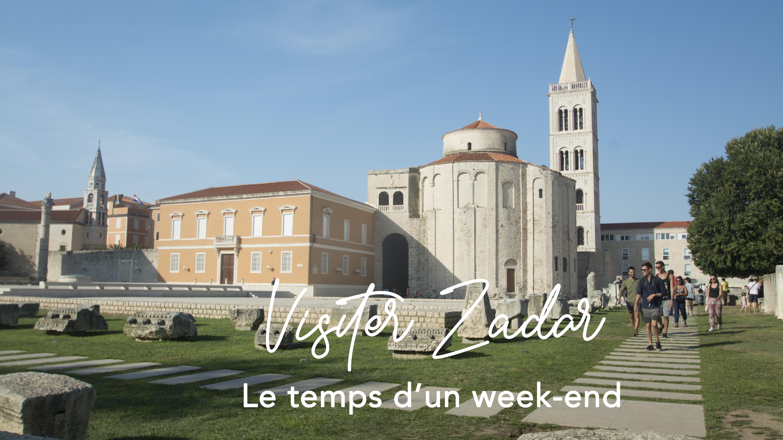 Visiter Zadar en 2 jours
