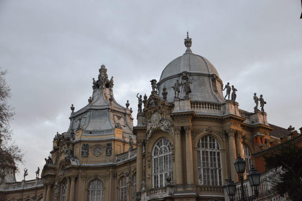 Budapest Chateau