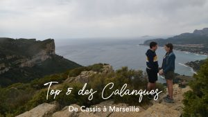Top 5 des calanques