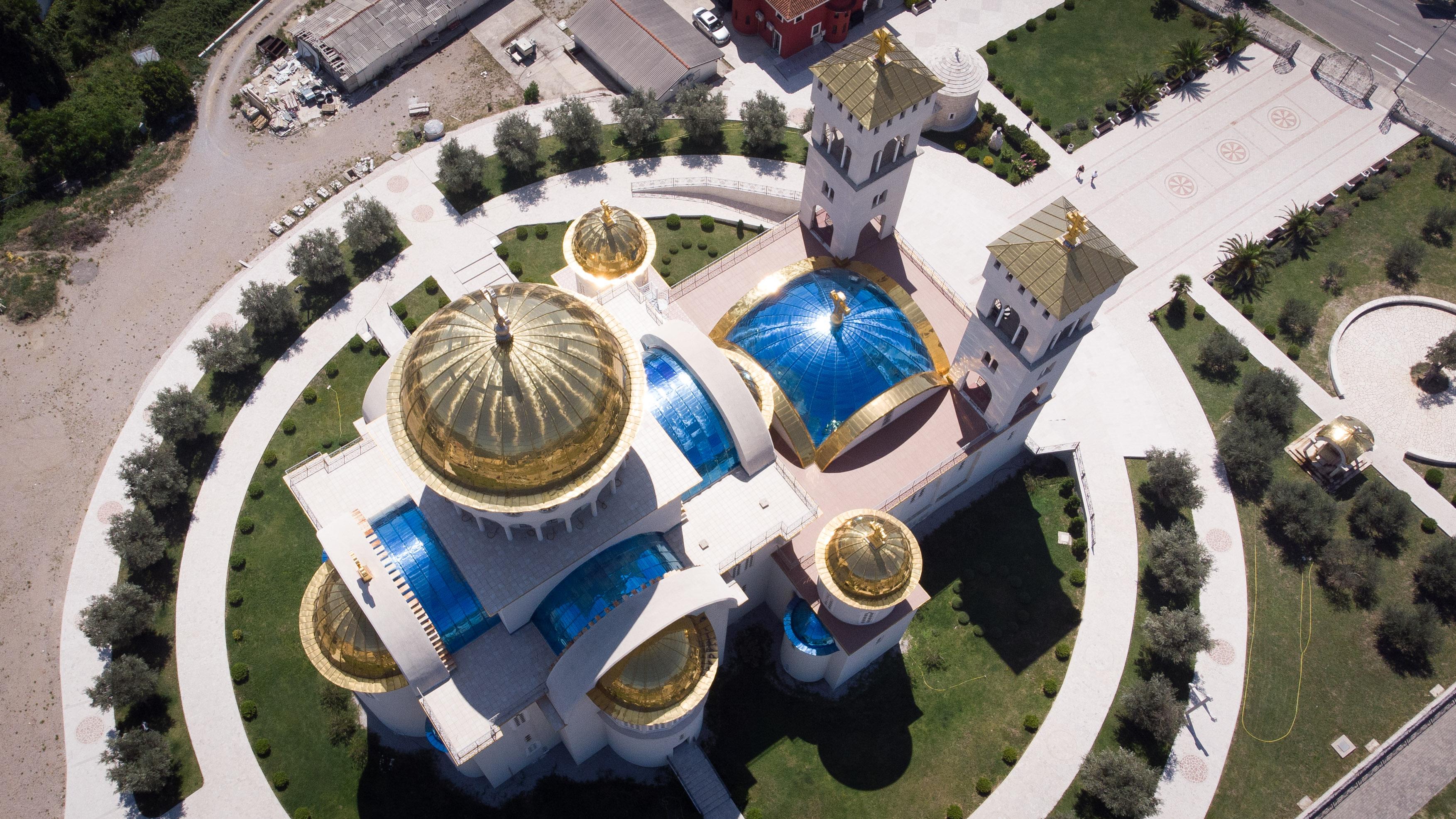 Cathédrale Saint Jean Vladimir