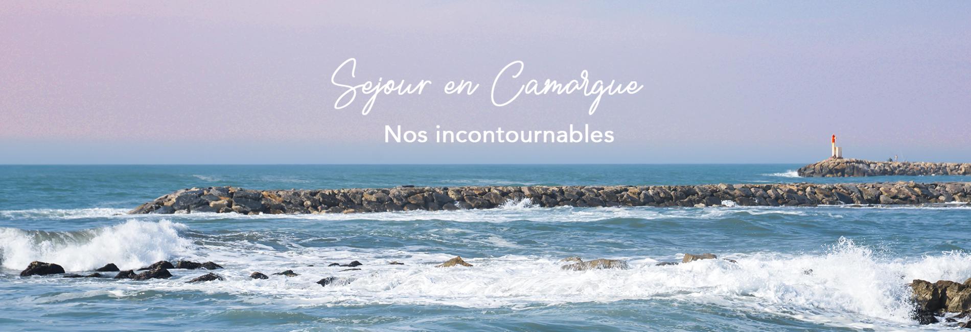 Incontournables pour un séjour en Camargue