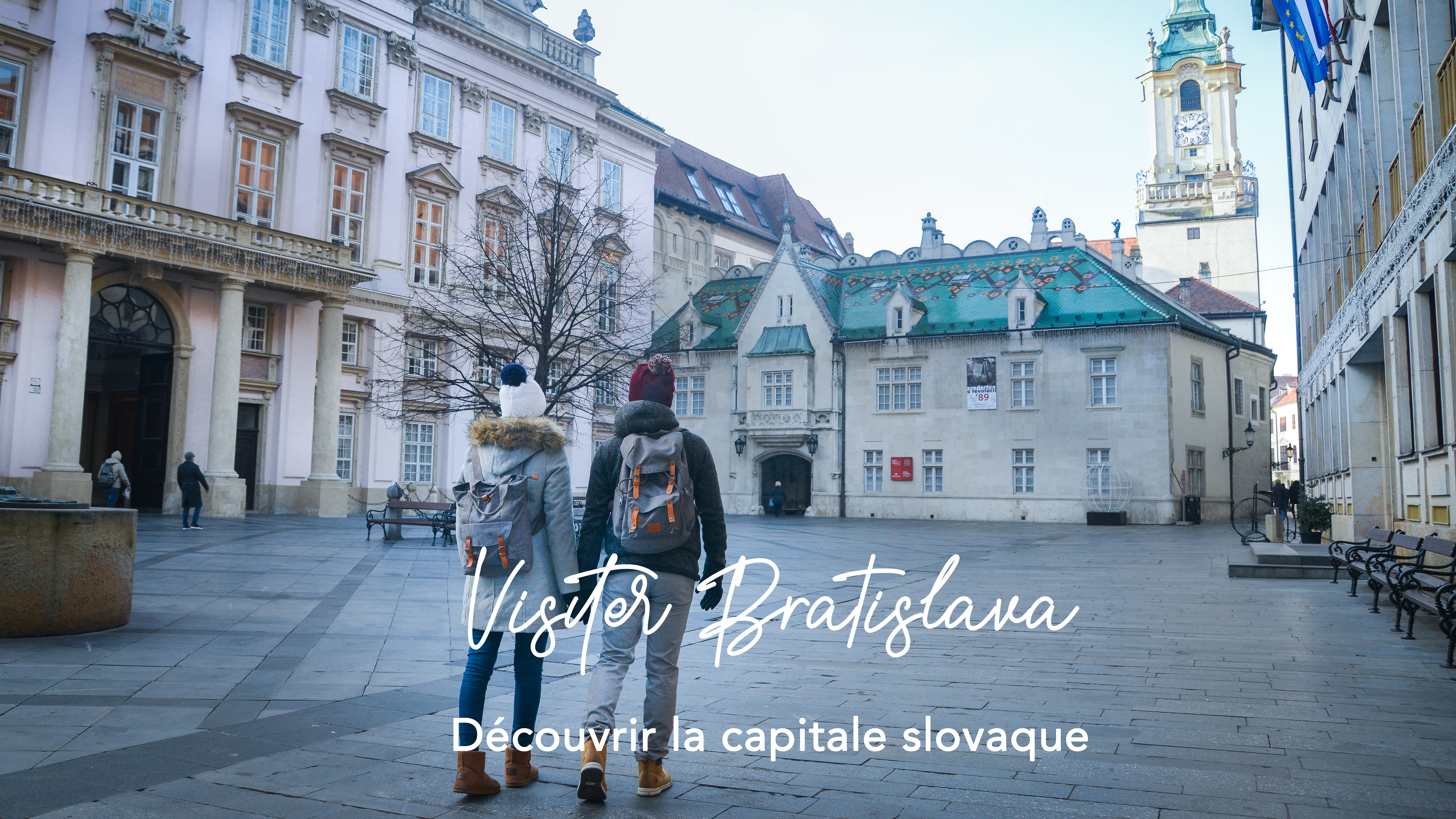 Visiter Bratislava en une journée