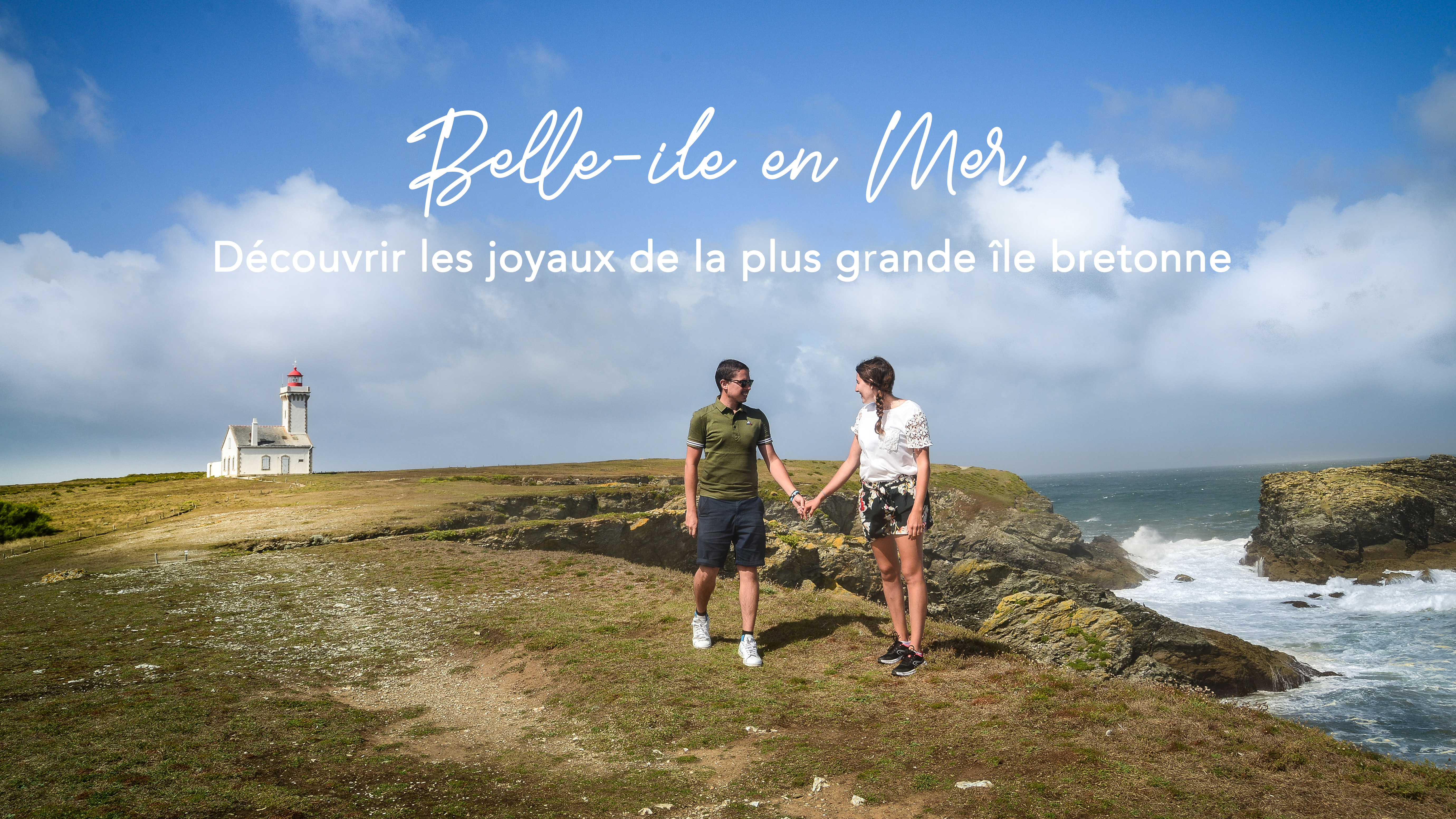 Un week-end à Belle – Île