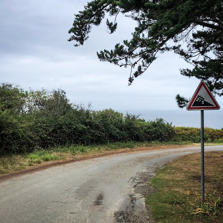 île de Groix vélo
