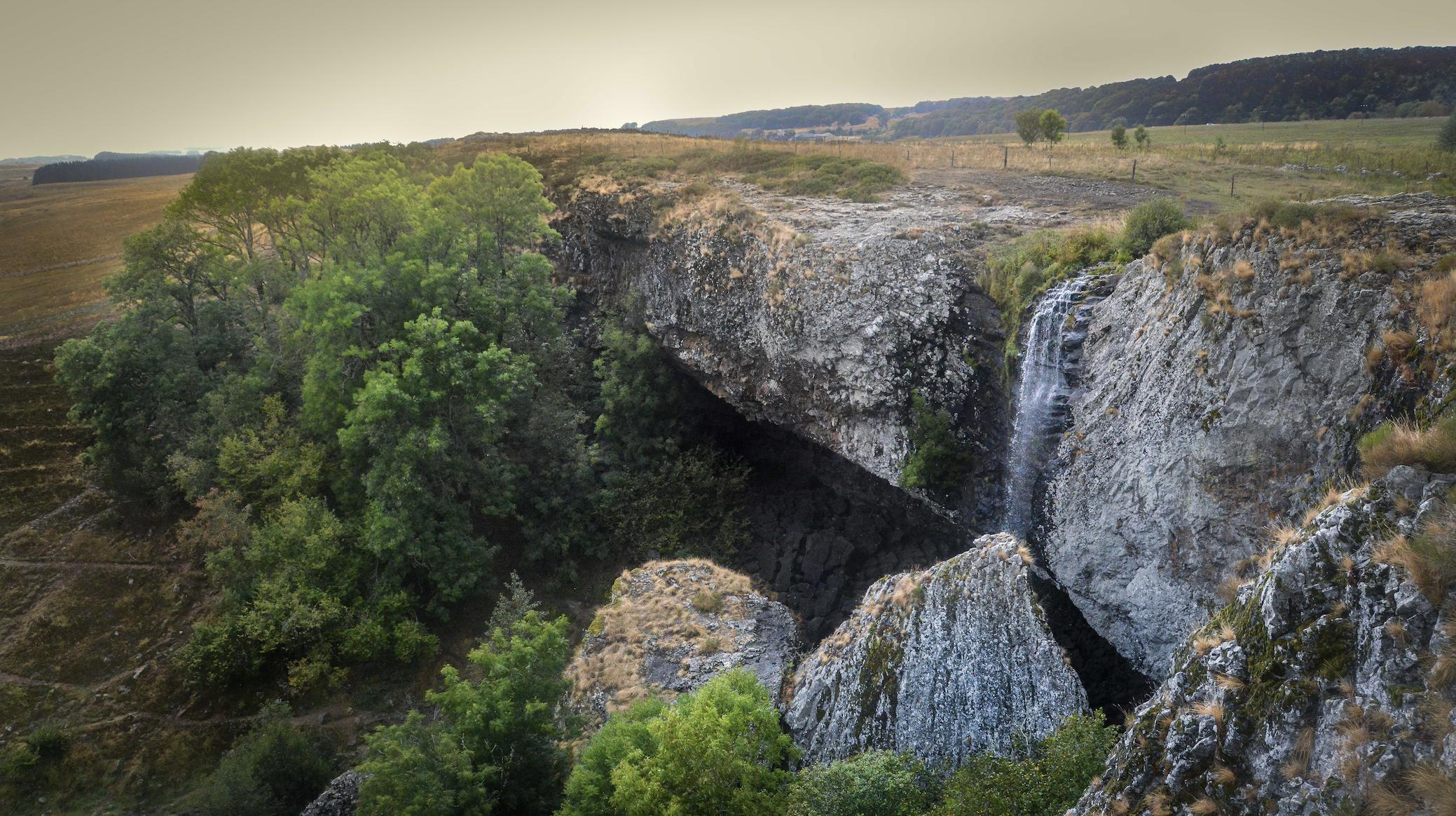 Cascade du Deroc