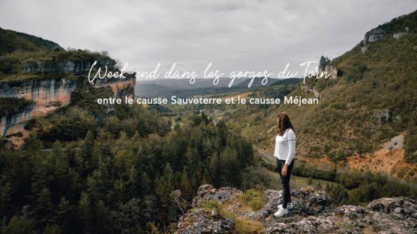 Week-end dans les Gorges du Tarn
