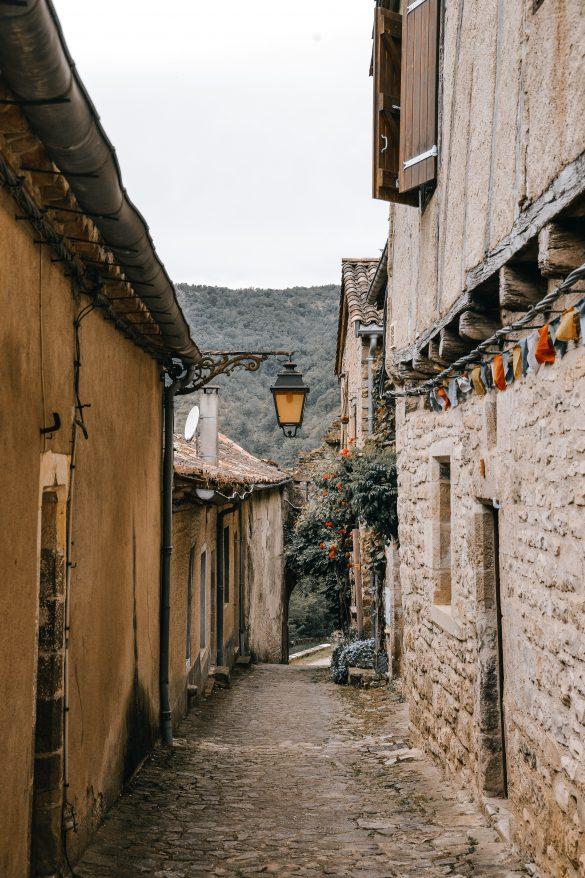 Week-end dans les gorges de l'Aveyron
