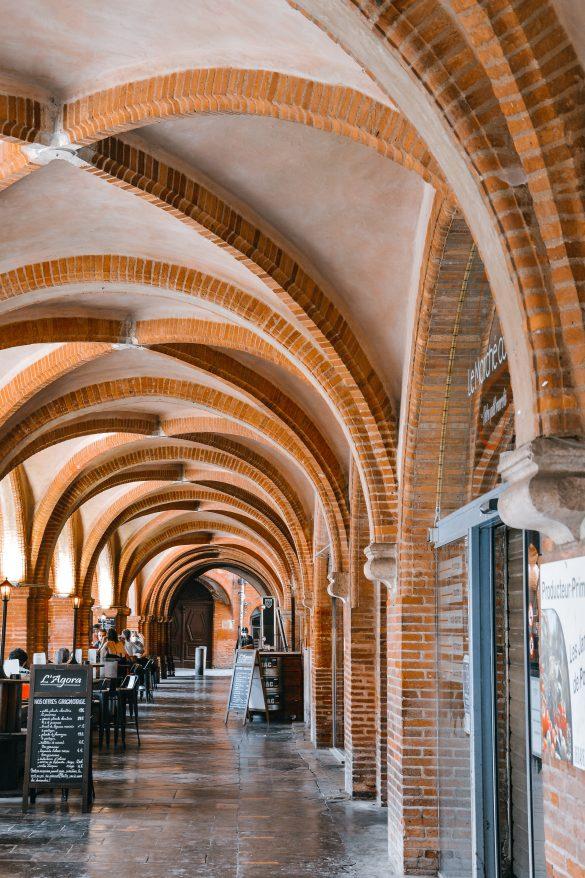 La Place Nationale de Montauban
